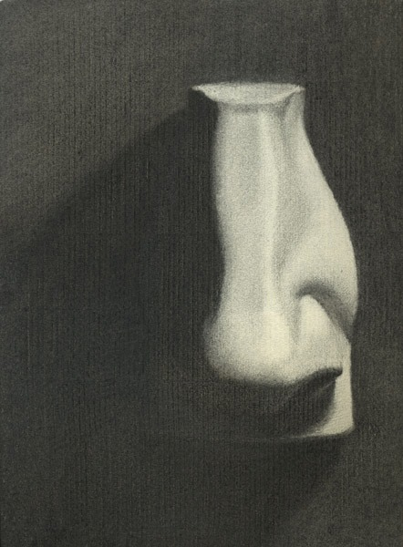 Nose of David (From The Antique), 2008