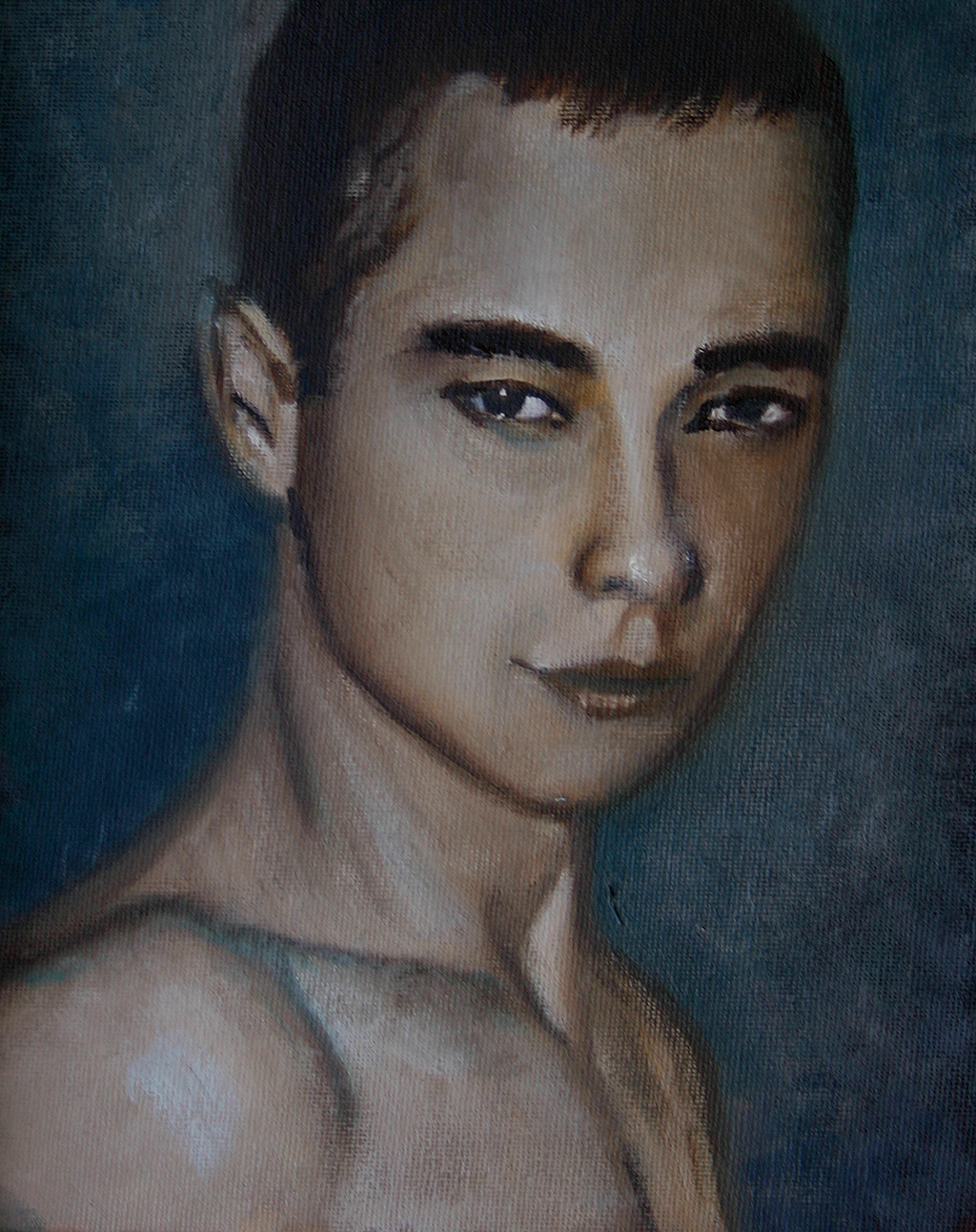 Portrait of a Boy, 2005