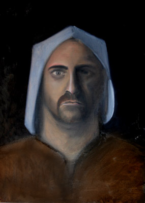 Self Portrait, Rembrandt's Assistant (No. 2), 2005