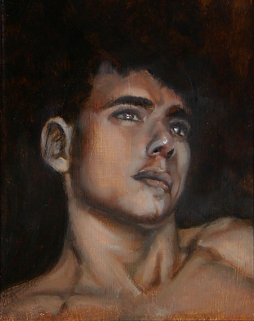 Portrait of Devid, 2005