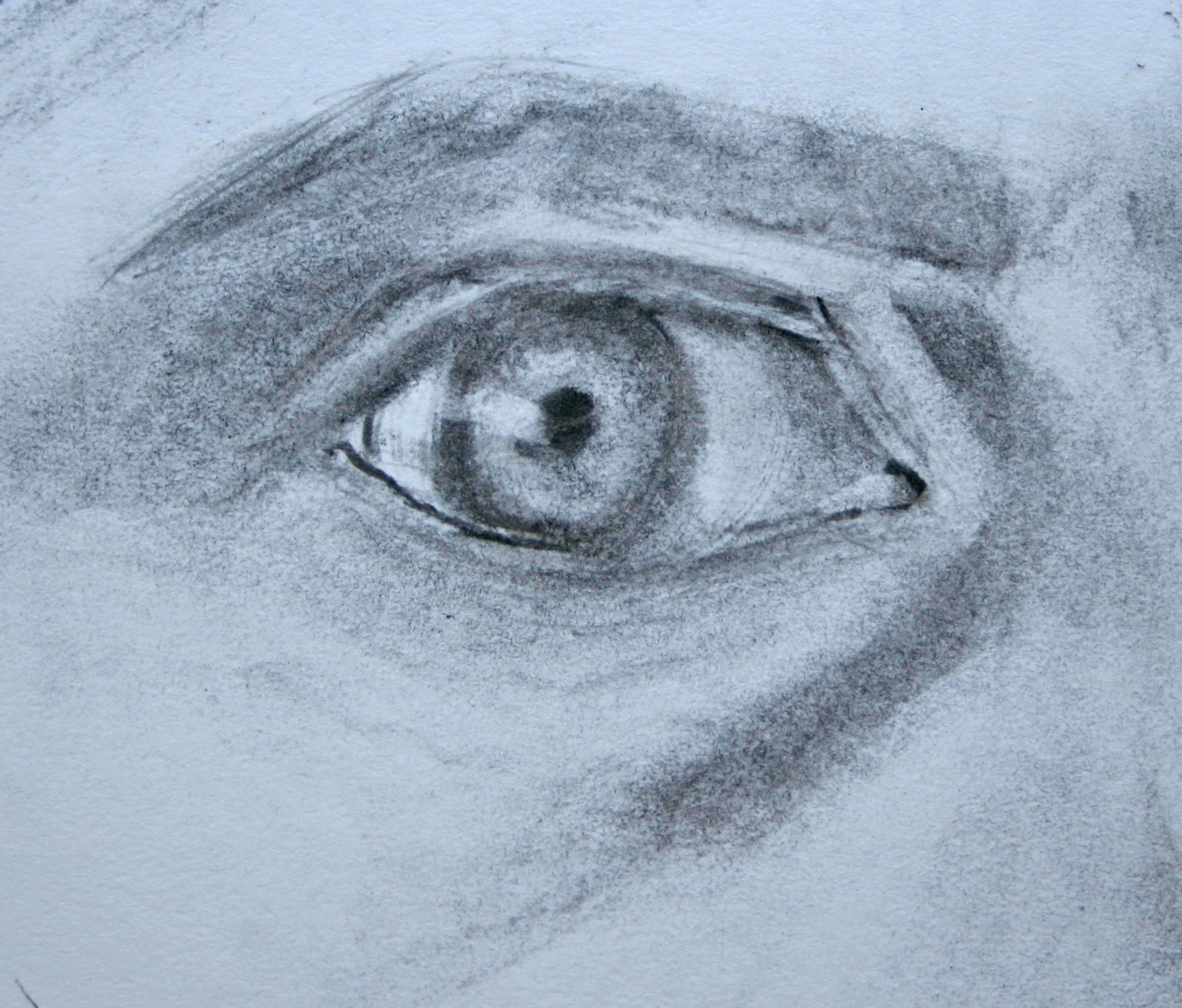 Study of the Eye, 2007