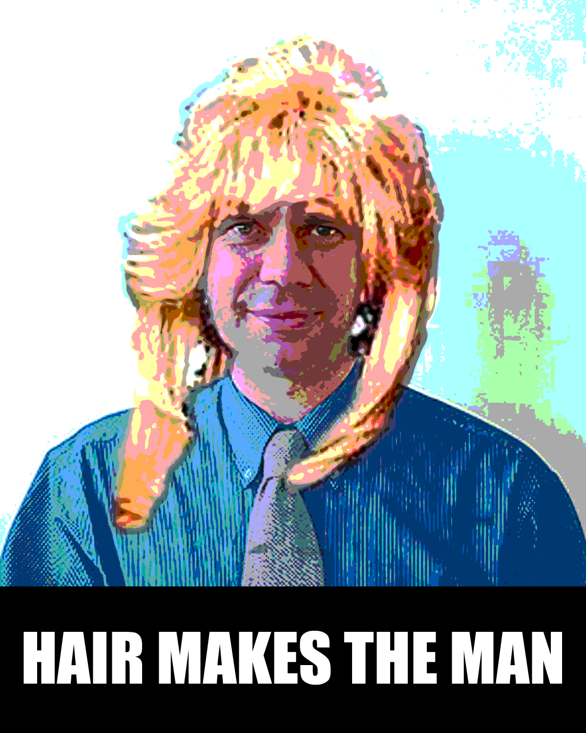 Hair Makes The Man, 2003