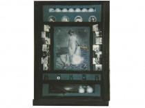 Slot Machine (Ode to Joseph Cornell), 1987