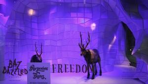Barney's New York Christmas Windows 2014