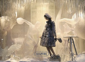 Bergdorf Goodman Christmas Windows 2014 New York