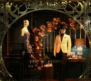 Saks 5th Avenue Christmas Windows 2014 New York
