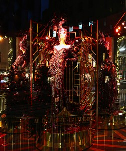 Saks 5th Avenue Christmas Windows 2014 New York