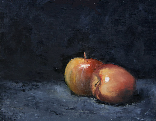 William Eric : Apples, 2007.