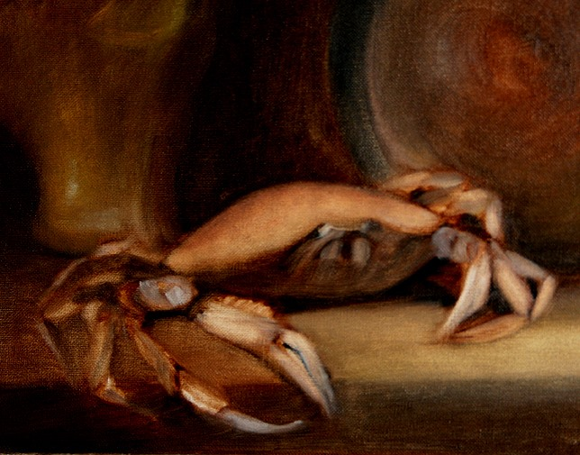 William Eric : Crab, 2006.