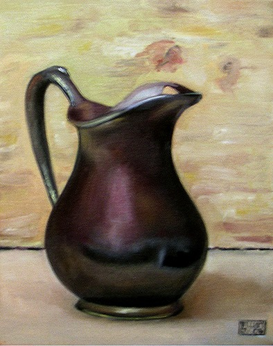 William Eric : Pitcher, 2008.